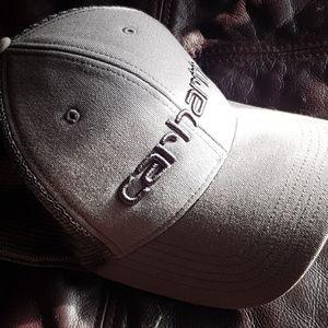 Grey Carhartt hat